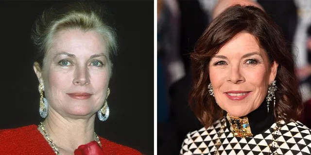 Grace Kelly (left) passed away at the age of 52, and her daughter Caroline (right) has worked to preserve her legacy through the arts.