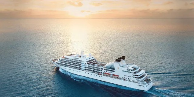 """""""With so many of us limited on travel this year, booking a Seabourn world cruise for 2022 offers a much-needed extraordinary experience to look forward to and chance to explore the world around us,"""" explained Josh Leibowitz, the president of Seabourn Cruise Line, of the planned voyage."""