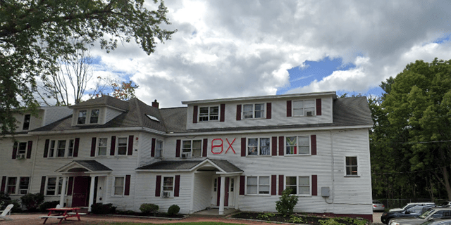 Theta Chi Fraternity's Zeta Chapter at the University of New Hampshire (Google Street View)