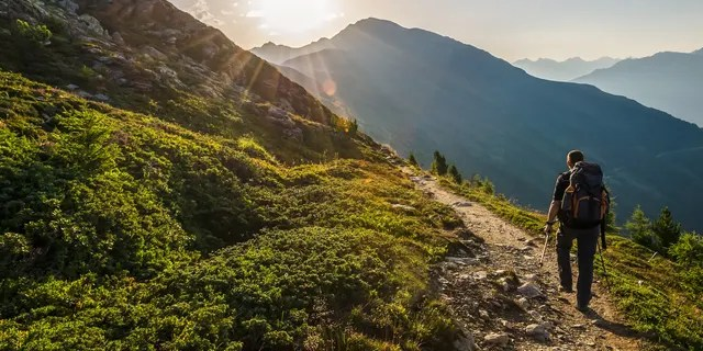 A 60-year-old Massachusetts man, not pictured, died while hiking in New Hampshire, New Hampshire officials announced on Monday.