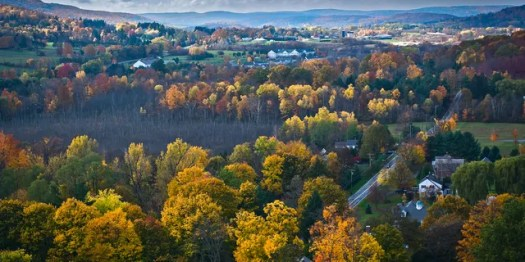 Some wondered whether Vermont's low population density correlated to the low infection rate. (iStock)