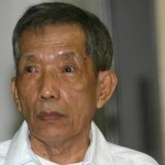 Khmer Rouge's chief jailer, guilty of war crimes, dies at 77