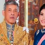 Thai king restores concubine's royal consort title after accusing her of undermining queen