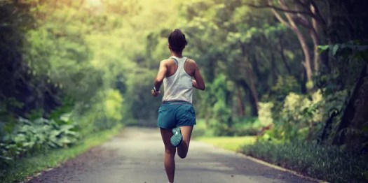 """""""We know getting enough exercise and avoiding stress has been more difficult because of COVID, but even a brisk walk outdoors or a home exercise routine can be highly effective in maintaining mental and physical fitness and supporting a healthy immune system,"""" Dr. Lin said."""
