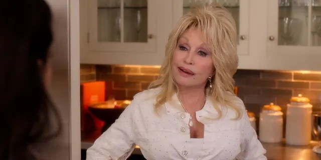 """""""Dolly Parton's Christmas on the Square"""" is coming to Netflix in November 2020."""