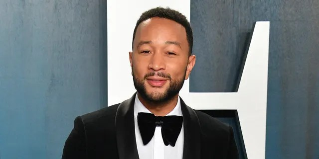 John Legend celebrated Joe Biden overtaking President Trump in Georgia by covering Ray Charles' song, 'Georgia on My Mind.' (Photo by George Pimentel/Getty Images)
