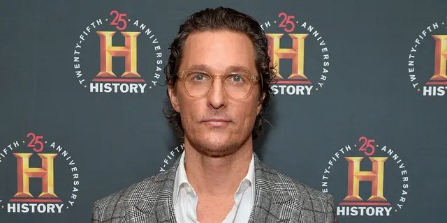 Matthew McConaughey said he felt nothing 'constructive' could come of him sharing the details of his sexual abuse. (Photo by Noam Galai/Getty Images for HISTORY)