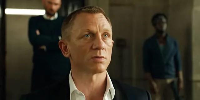 Daniel Craig also paid tribute to Sean Connery