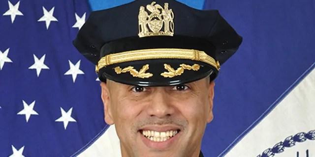 Outgoing NYPD Chief of Patrol Fausto Pichardo (NYPD)