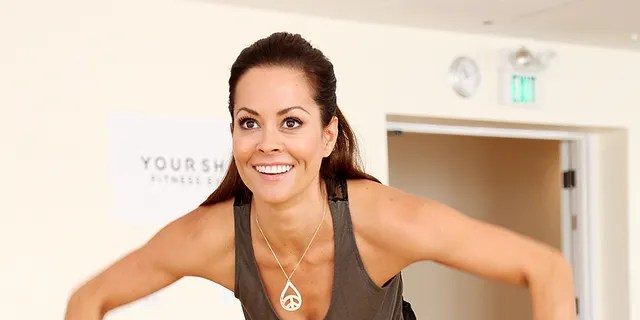 Brooke Burke reveals one important life lesson she learned from her cancer scare.