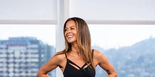 Brooke Burke believes anyone can achieve their fitness goals with some encouragement and compassion.