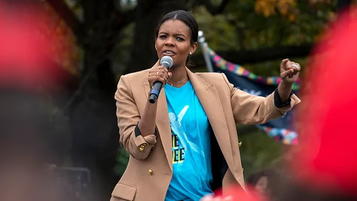 WATCH: 'It needs to stop': Candace Owens suing Facebook fact-checker 'funded by arm of Communist Party of China'