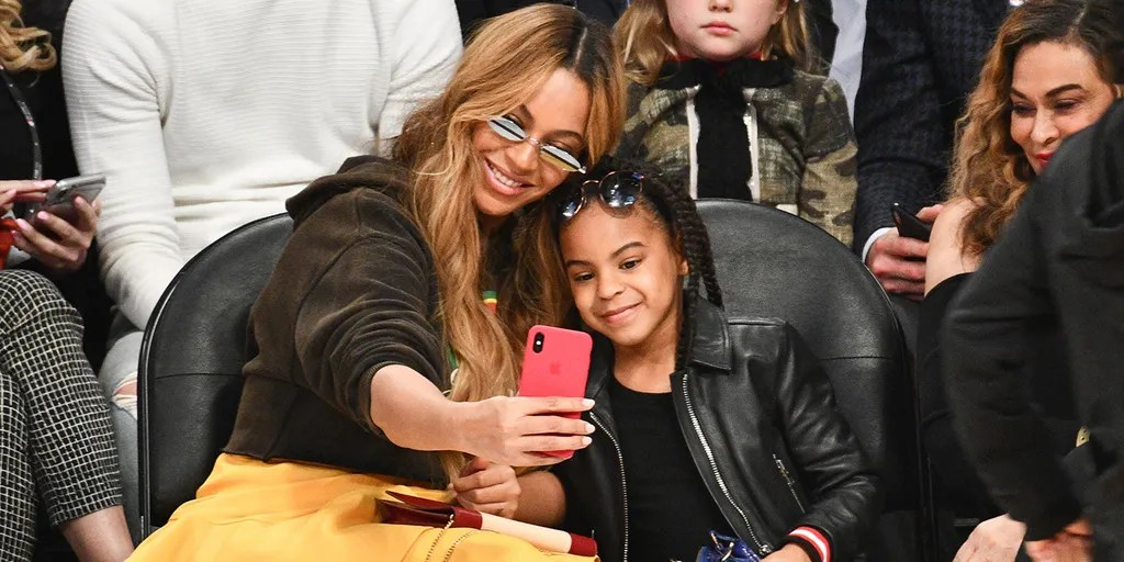 beyonce s daughter blue ivy is