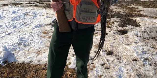 The priest is a licensed hunter with the state DNR, and has had the abbey's permission to hunt on its grounds since 2016.