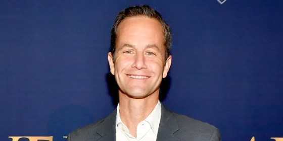 Kirk Cameron is dealing with backlash over holding overcrowded Christmas protests amid the coronavirus pandemic.  (Photo by Paras Griffin / Getty Images for AFFIRM Films A Sony Company)