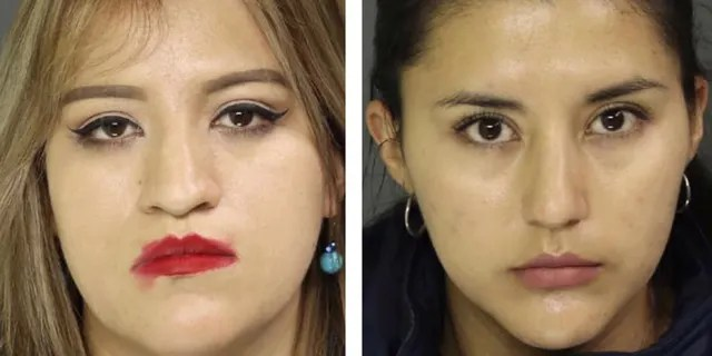 Katherine Tinizaray, 28, and Denisse Tinizaray, 26, were charged with maintaining an illegal liquor establishment, illegal possession of alcohol and illegal sale of alcohol.