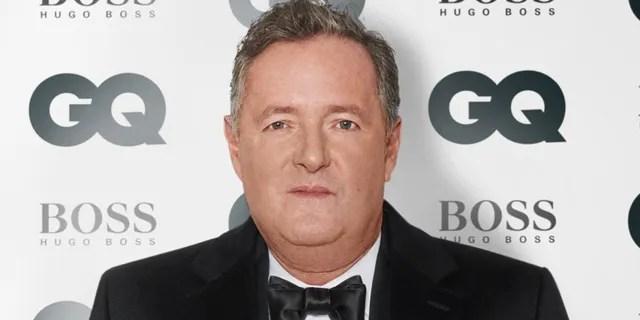 Piers Morgan has since left 'Good Morning Britain.'