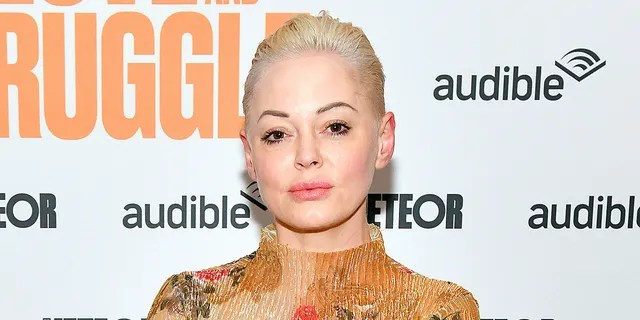 Rose McGowan took to Twitter on Monday to show solidarity with Evan Rachel Wood following her abuse allegations towards Marilyn Manson, allegations that Manson has denied and called 'horrible distortions of reality.' Both actresses were previously engaged to Manson. <br data-recalc-dims=