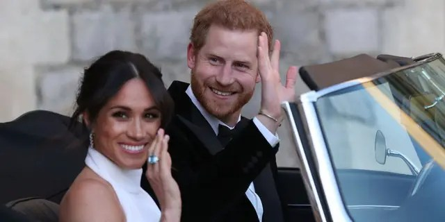 Prince Harry and Meghan Markle stepped down from their royal duties in March 2020.