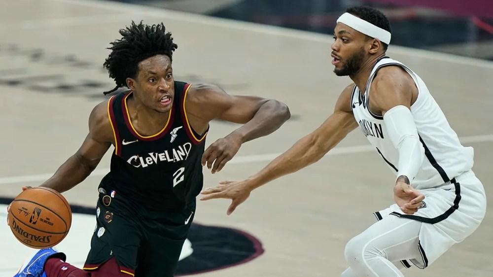 Cavaliers' Collin Sexton puts up 42 points, spoils Nets' big-three debut |  Fox News