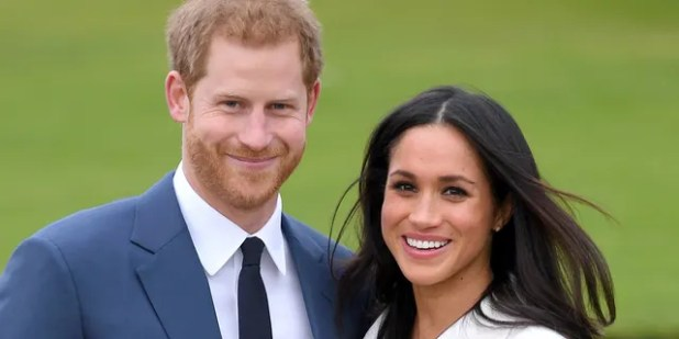 Meghan Markle's marriage to Prince Harry did not include her father Thomas, as tensions between the pair escalated.  (Photo by Karvai Tang / WireImage)