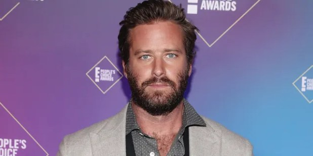 Army Hammer is at the center of a social media controversy that reportedly took place after he leaked messages featuring graphic sexual fantasies.  (Photo via Todd Williamson / E! Entertainment / NBCU Photo Bank Getty Images)