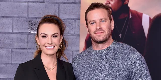 Elizabeth Chambers and Armie Hammer first split up last summer, months before the actr's various scandals broke.