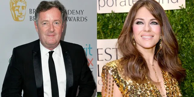 Pearce Morgan apologized to Elizabeth Hurley for calling her 'thirsty and creepy' on 'Good Morning Britain'.