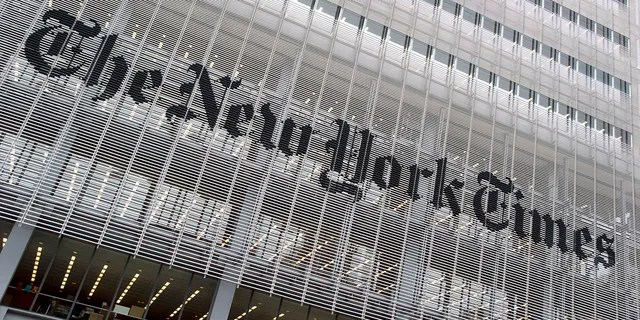 """The New York Times has turned a blind eye to controversy surrounding a widely criticized """"60 Minutes"""" report."""