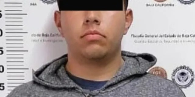 """A suspect identified only as """"Emmanuel N"""" has been arrested in connection with the slayings of an elderly California couple, Mexican authorities say. (Baja California Prosecutor's Office)"""