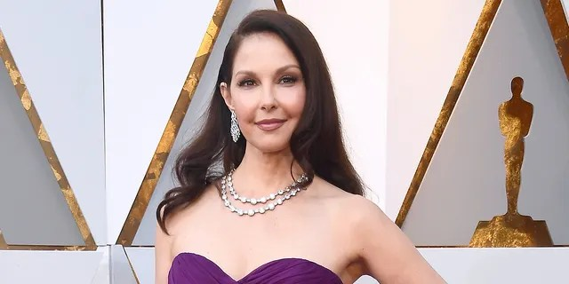 Ashley Judd broke her leg in four places and suffered nerve damage in the fall.