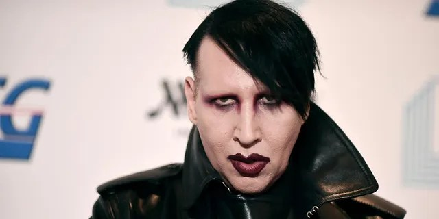 Marilyn Manson has denied abuse allegations against him, calling them 'horrible distortions of reality.' (Associated Press)