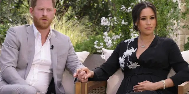 The Duchess of Sussex dedicated her book to her husband Prince Harry and son, Archie, 2.