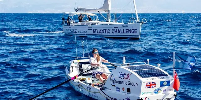 The 21-year-old from Thirsk, North Yorkshire, left the Canary Islands on 12 December.