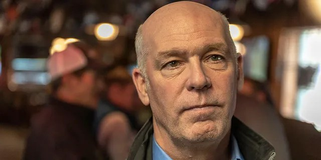 Greg Gianforte in October 2018 in Pray, Montana. (Photo by William Campbell-Corbis via Getty Images)