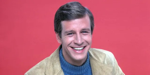 Richard Gilliland photographed here in 1977 for the television series