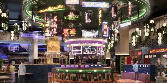 Singapore-based Zouk Group is bringing a new food hall to the Las Vegas Strip in the new Resorts World Las Vegas this summer.