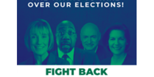 Granthshala News has learned that the Republican National Committee will target four Senate Democrats for reintegration in 2022 with digital ads targeting congressional Democrats' massive election reform bill.