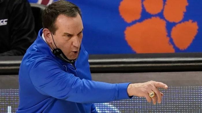 Duke hoops coach Mike Krzyzewski retiring, sports world reacts: 'I can't imagine my life without him'