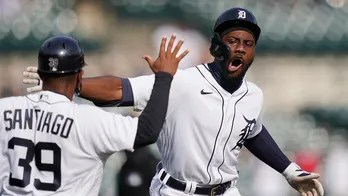 Baddoo hits again, Tigers rookie tops Twins in 10th
