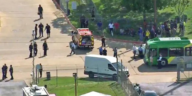 Texas police arrested a suspect in connection with a mass shooting that left at least one dead and multiple people injured, including a Texas Department of Public Safety trooper.