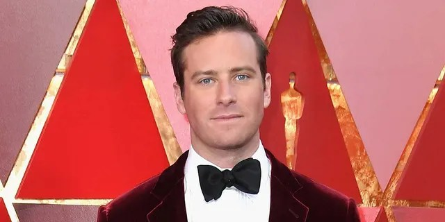 Armie Hammer has also faced allegations of abusive and strange behavior that included references to cannibalism. (Photo by Neilson Barnard/Getty Images)