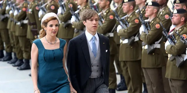 Prince Louis of Luxembourg was previously married to Tessy Antony de Nassau from 2006 until 2019.