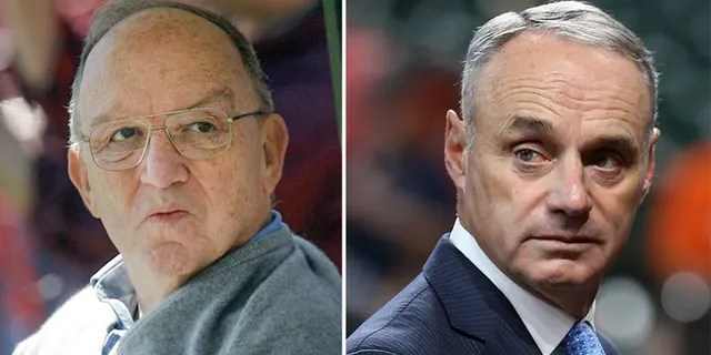 Former MLB Commissioner Fay Vincent came out firing shots at Rob Manfred after he made the decision to move the All-Star Game out of Atlanta after Georgia made changes to its voting laws.