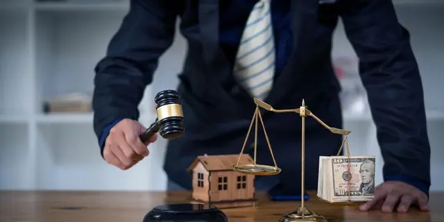 While reports circulate about an American housing shortage, a comedic TikToker Shaun Johnson (not pictured) has gained some laughs with his take on the competitive real estate market. (iStock)