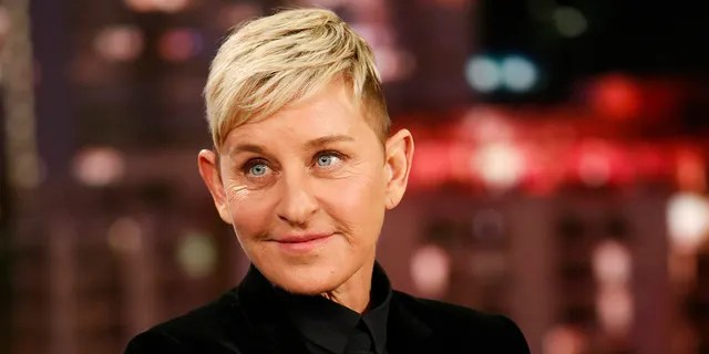 Ellen DeGeneres has announced that her talk show will end in 2022. (Randy Holmes/Walt Disney Television via Getty Images)