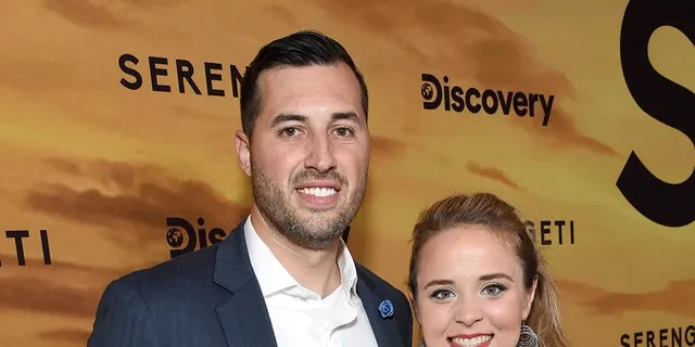 Jeremy Vuolo and Jinger Vuolo reside in Los Angeles with daughters Felicity, 2, and 5-month-old Evangeline Jo.