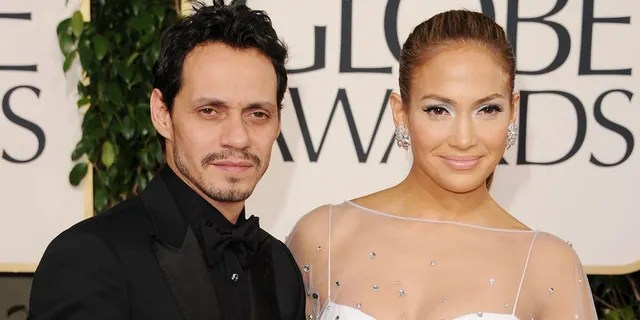 Former spouses Marc Anthony and Jennifer Lopez were seen spending time together. (Photo by Jason Merritt/Getty Images)