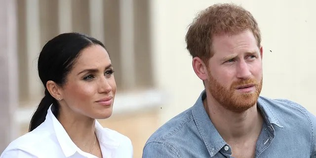 Prince Harry revealed that Meghan Markle didn't act on her suicidal ideation because she felt it would be 'unfair' to Harry after losing his mother in 1997. (Getty Images)