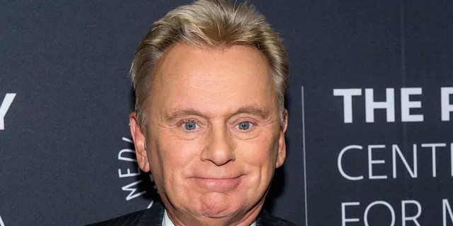 Pat Sajak was a disc jockey in Saigon for the armed forces. (Photo by Mike Pont/Getty Images)
